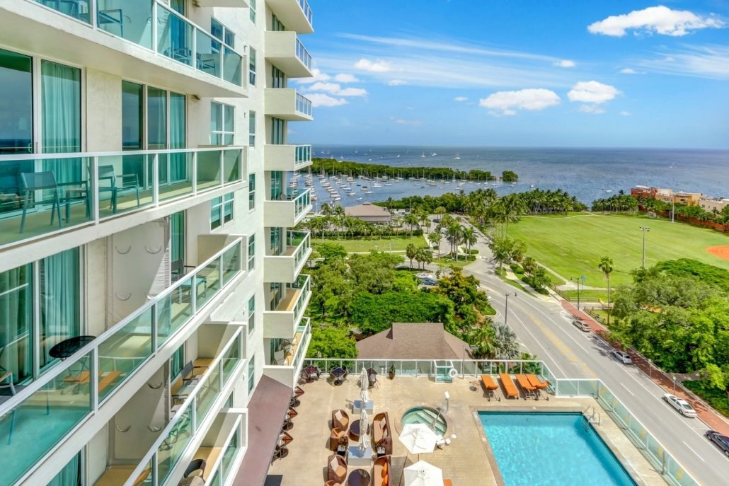 2 57Beautiful Direct Ocean View 1 bedrm Suite in the Grove