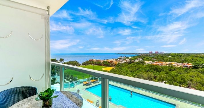 Gorgeous Bay View Studio in Coconut Grove1