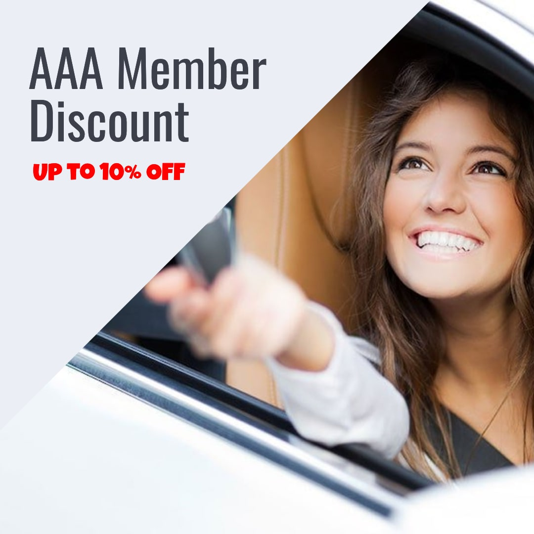 special offer aaa member discount