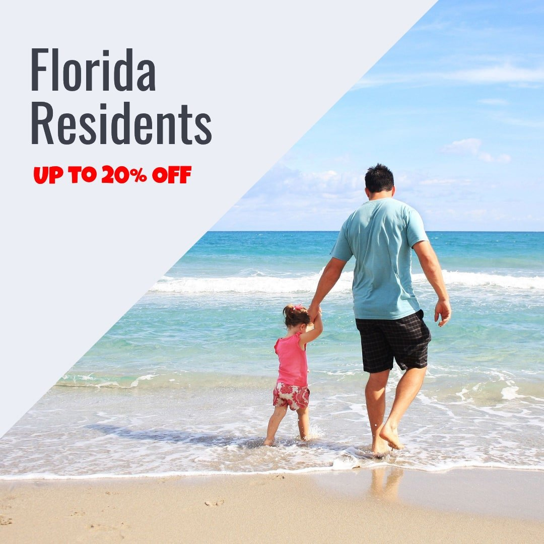 special offers florida residents discount